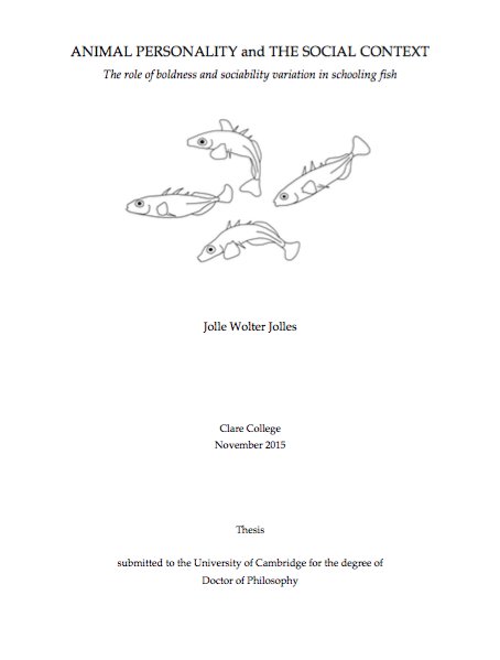 PhD thesis front Jolles